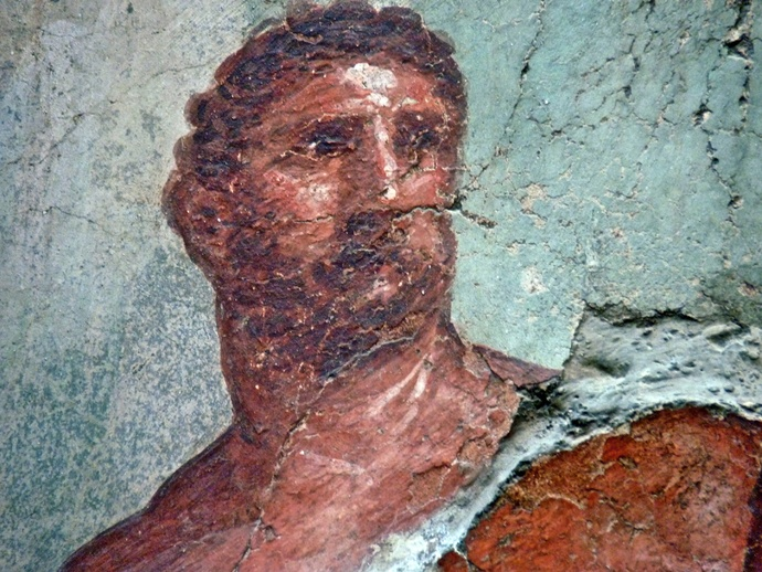 Sede Degli Augustali Herakles 3
