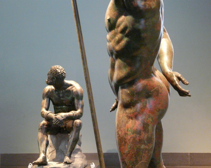 Seleucid Prince & the Boxer