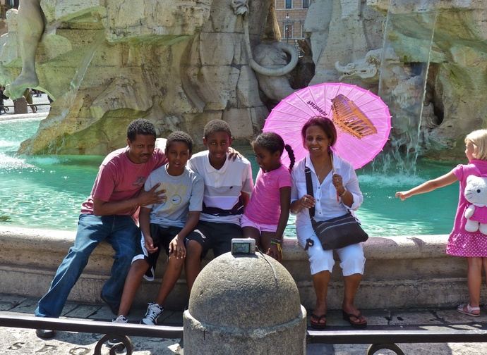 Smile All Piazza Navona