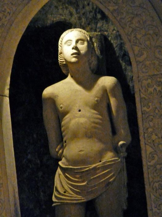 St Sebastian (15th Century) 2