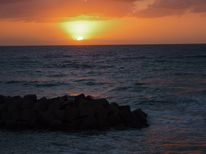 Sunset Tyrrhenian Sea 2