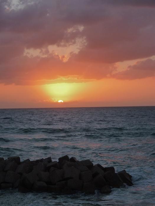 Sunset Tyrrhenian Sea 3
