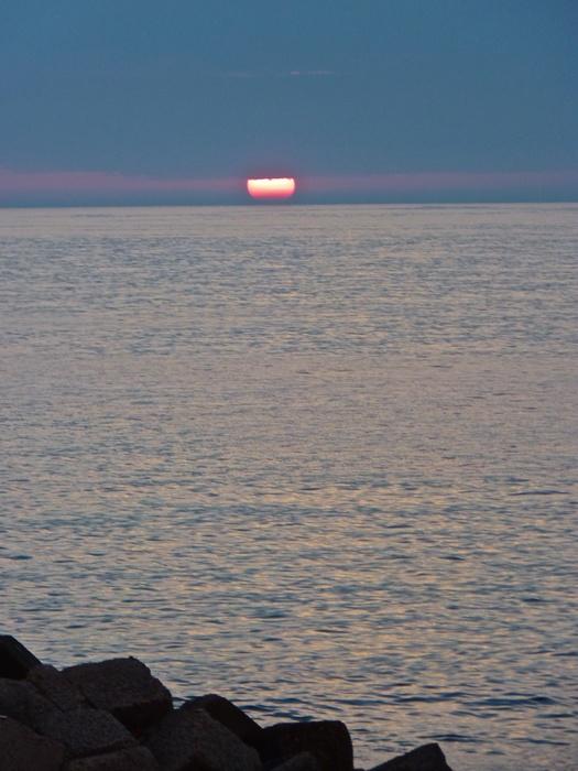 Sunset Tyrrhenian Sea 4