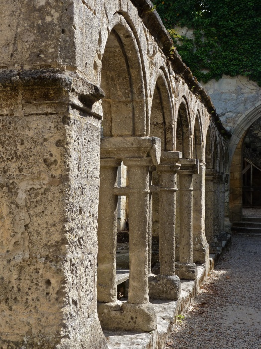 The Cordeliers Cloister 3