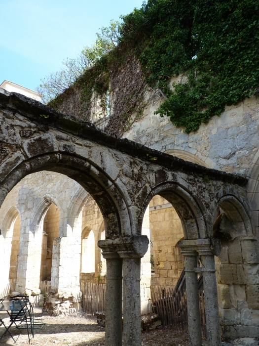 The Cordeliers Cloister 4