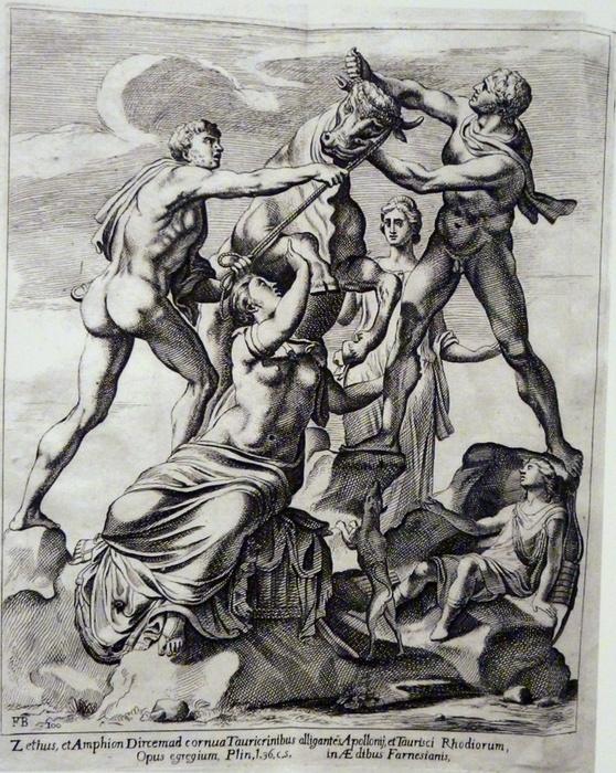 The Farnese Bull 10