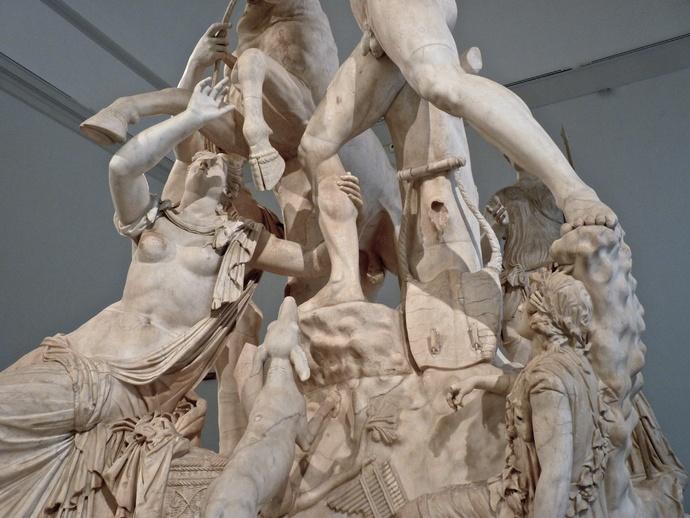 The Farnese Bull 12