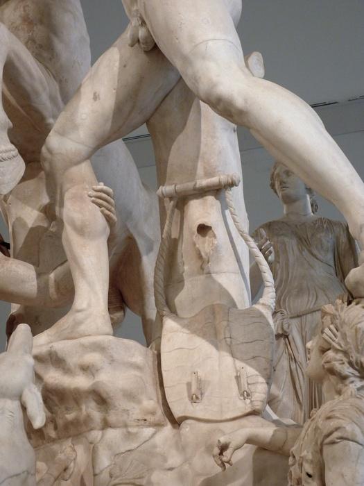 The Farnese Bull 13
