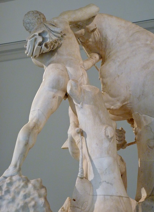 The Farnese Bull 14