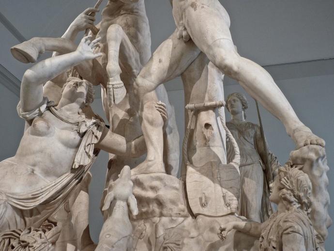 The Farnese Bull 19
