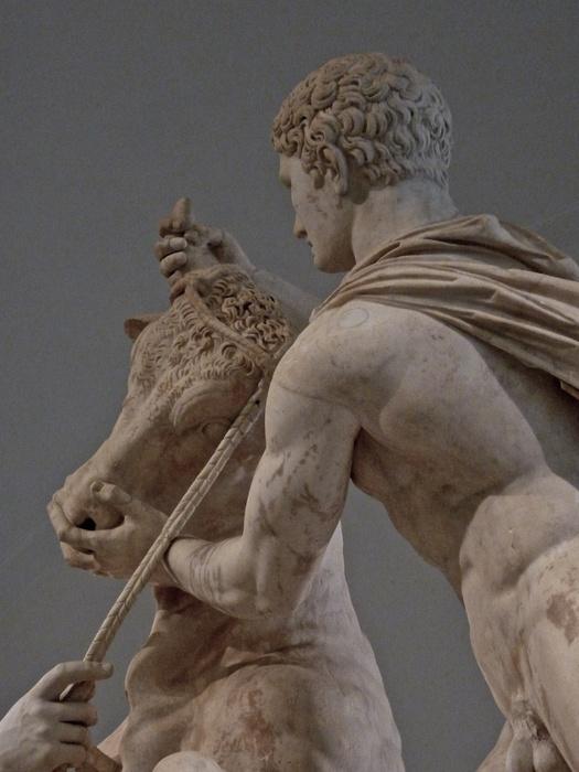 The Farnese Bull 3