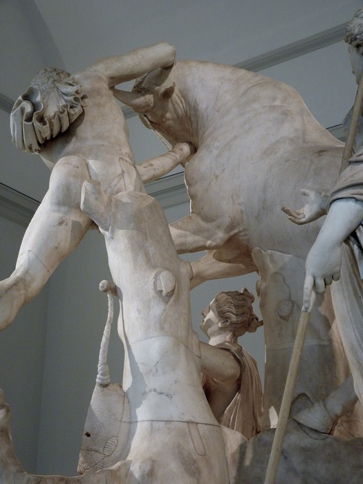 The Farnese Bull 4