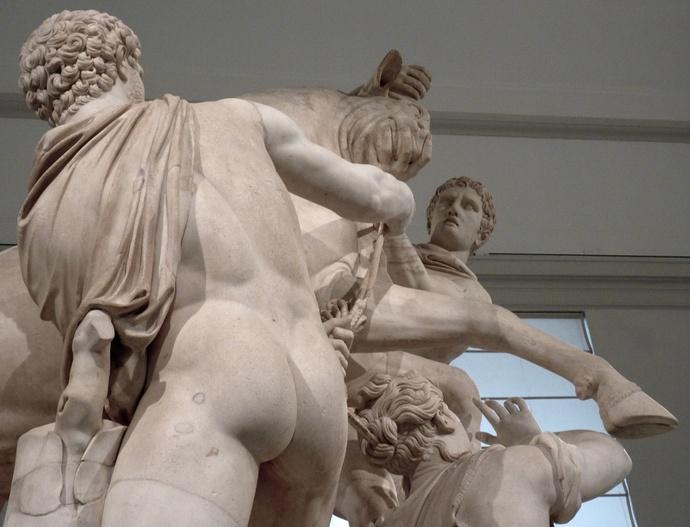 The Farnese Bull 6