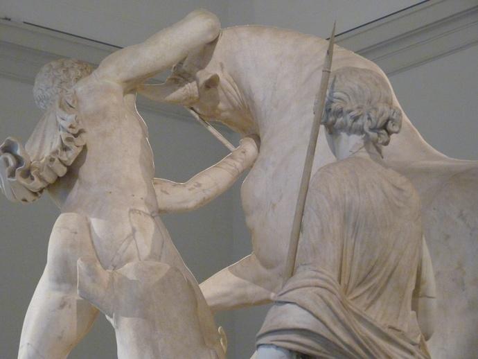 The Farnese Bull Amphion & Dirce 2