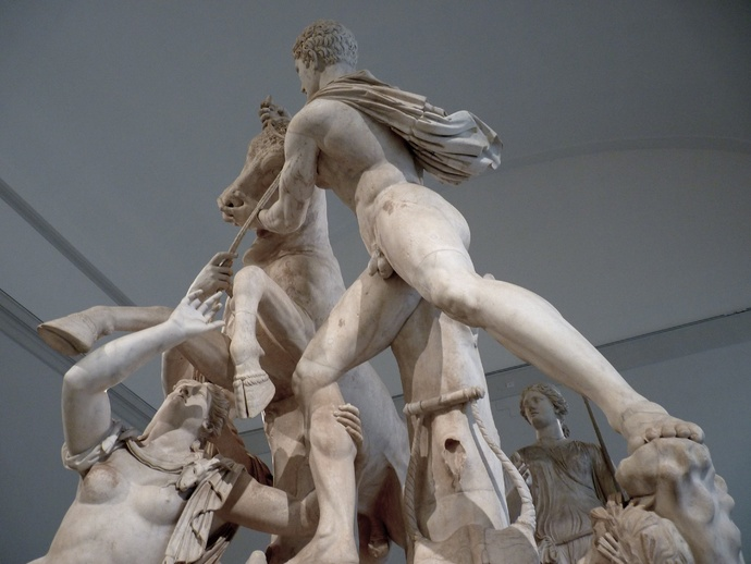 The Farnese Bull Amphion & Dirce