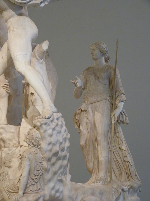 The Farnese Bull Antiope 2