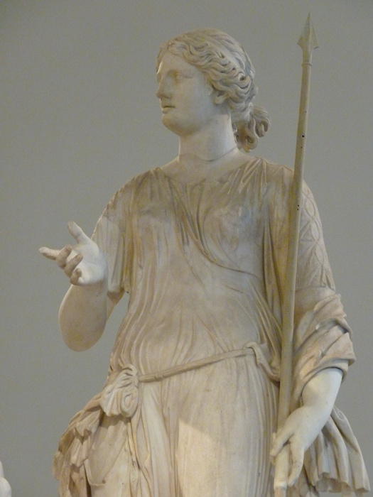 The Farnese Bull Antiope 3
