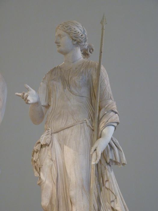 The Farnese Bull Antiope 8