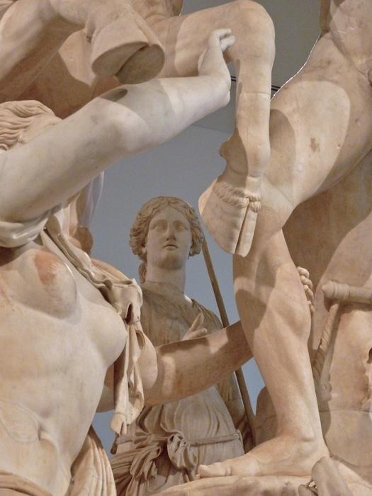 The Farnese Bull Antiope 9