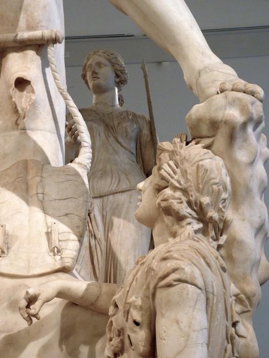 The Farnese Bull Cythaeron