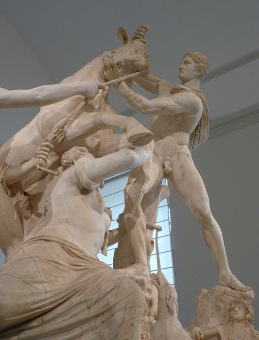 The Farnese Bull Dirce & Amphion