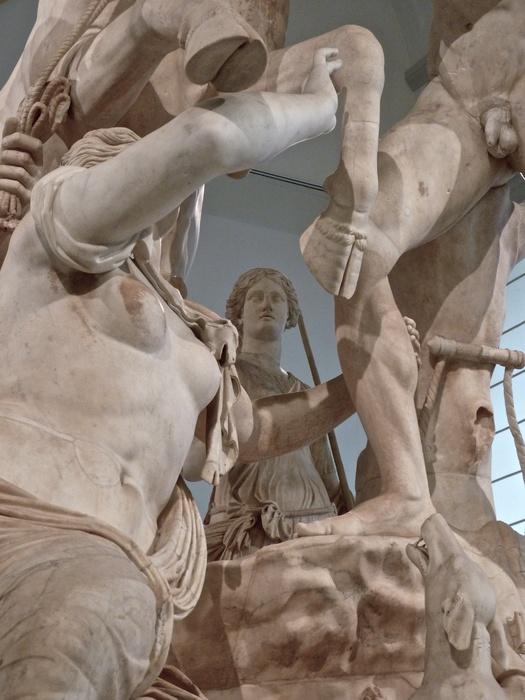 The Farnese Bull Dirce & Antiope