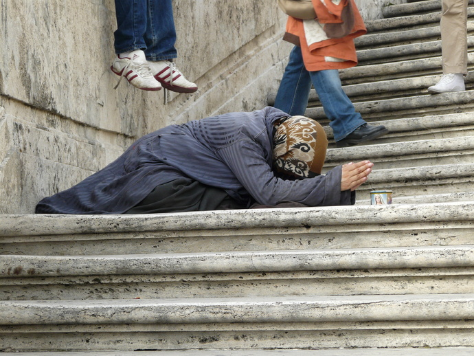 The Spanish Steps 2