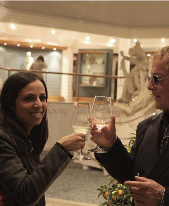 Anna Corcione e André Durand 2