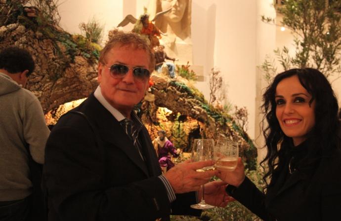 Anna Corcione e André Durand