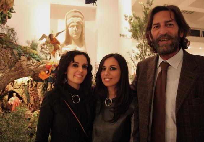 Anna e Rosaria Corcione e Domenico la Rocca 1