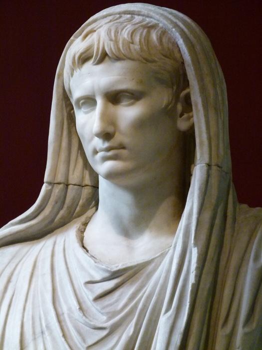 Augustus Caesar as Pontifex Maximus 4
