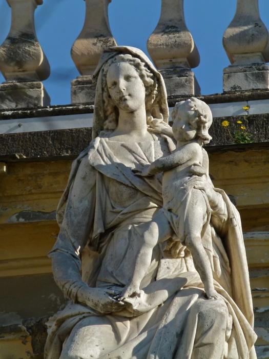 Chiostro Grande Madonna 6