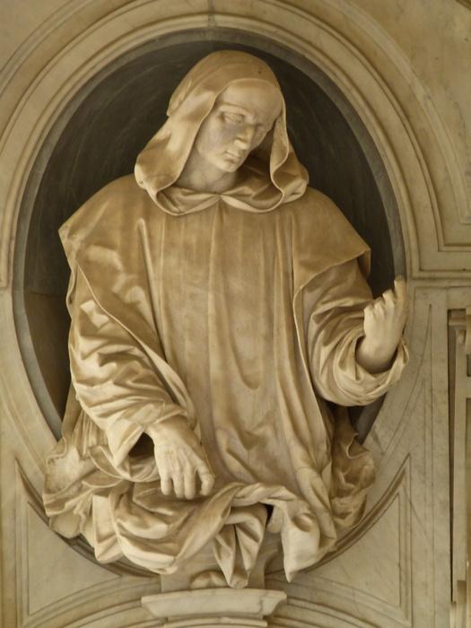 Cosimo Fanzago Carthusian Saint 2