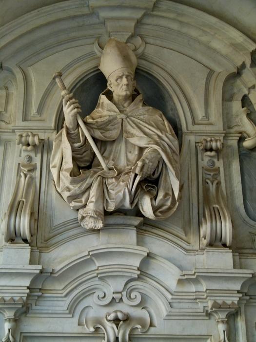 Cosimo Fanzago Carthusian Saint 3