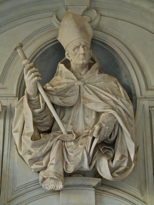 Cosimo Fanzago Carthusian Saint 4