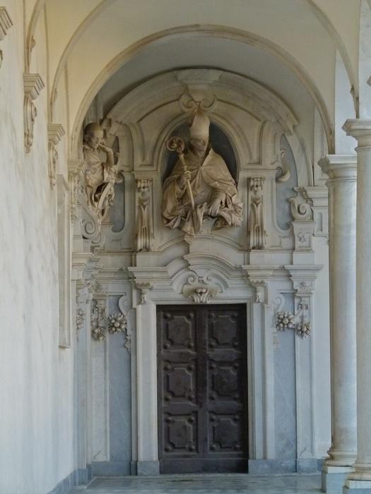 Cosimo Fanzago Carthusian Saint 5