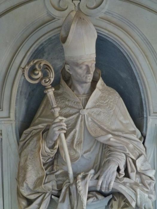 Cosimo Fanzago Carthusian Saint 6