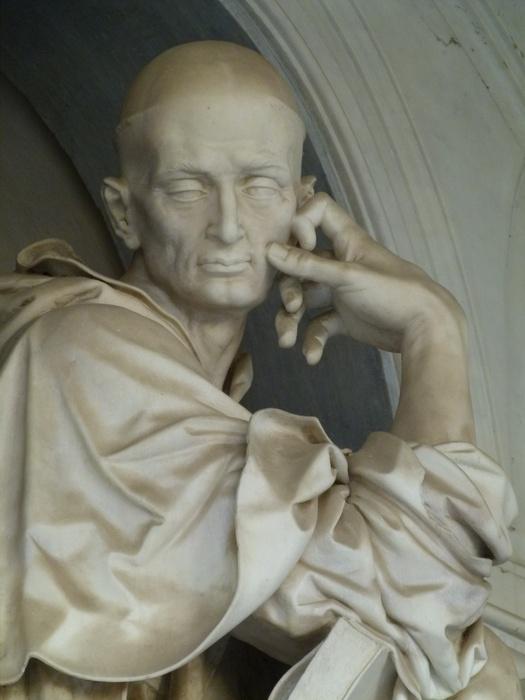Cosimo Fanzago Carthusian Saint 7