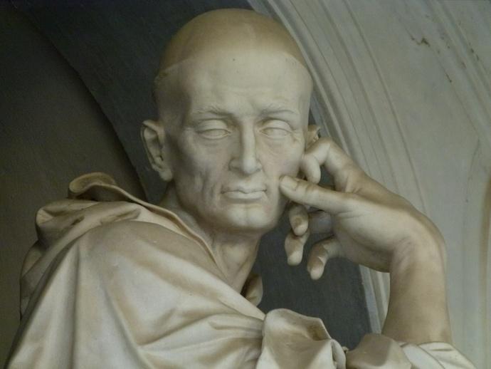 Cosimo Fanzago Carthusian Saint 9