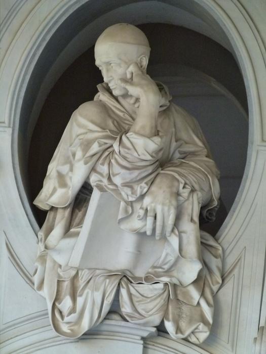 Cosimo Fanzago Carthusian Saint