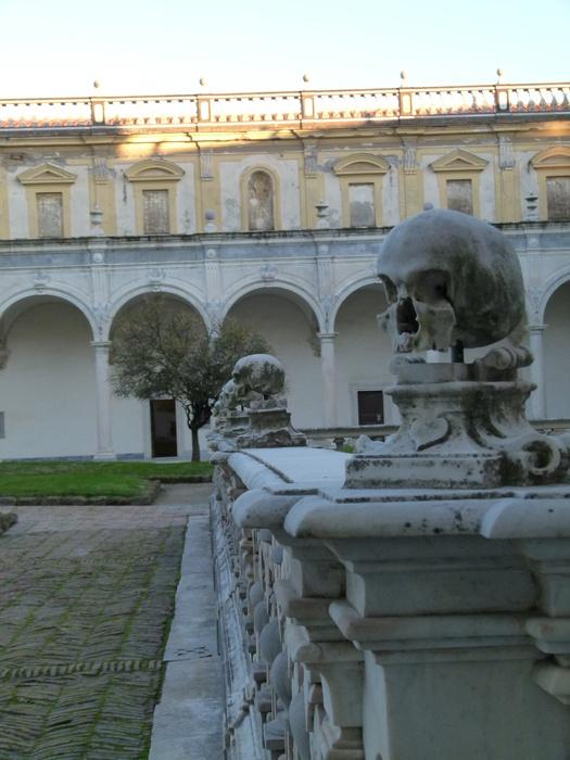 Cosimo Fanzago Chiostro Grande 21
