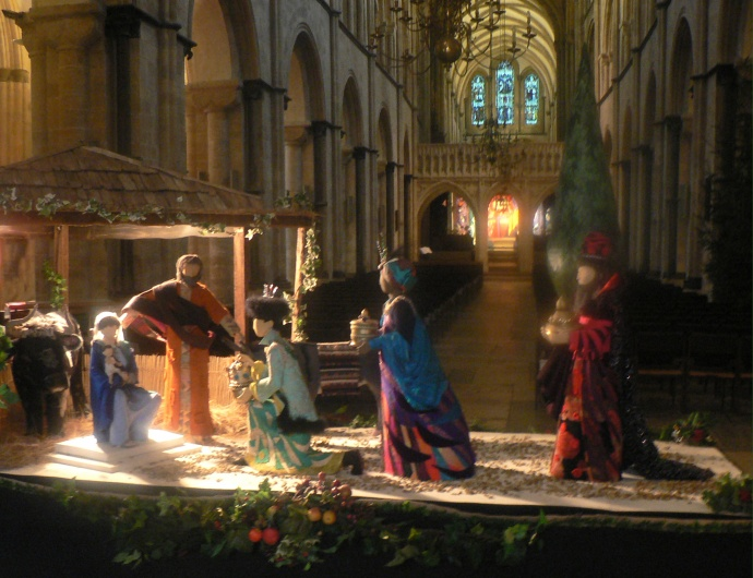 Crèche Chichester Cathedral