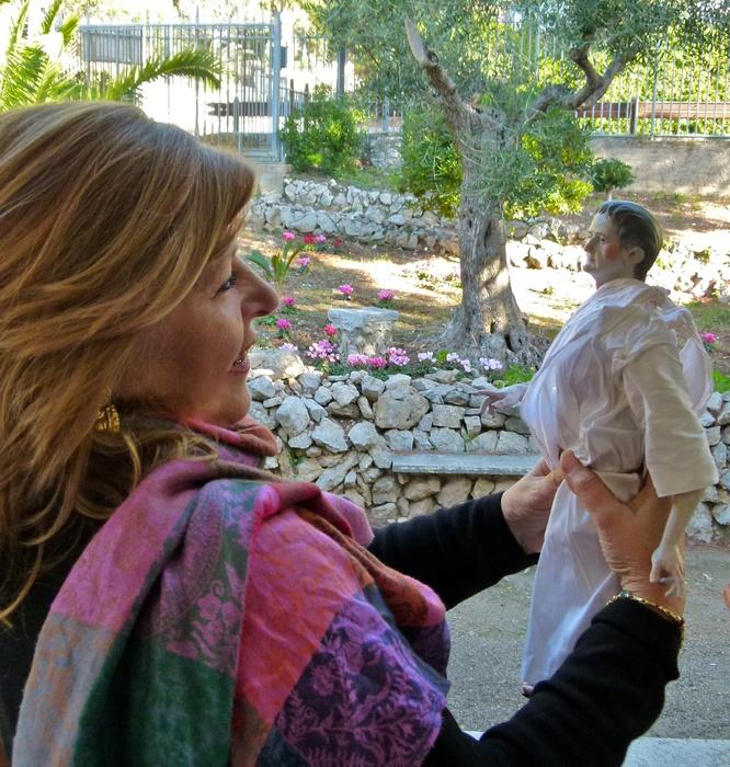 Marisa de Spangnolis e Pastore di Tiberio 2