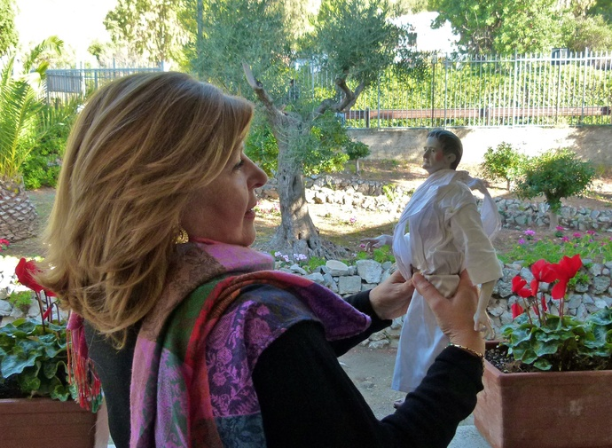 Marisa de Spangnolis e Pastore di Tiberio
