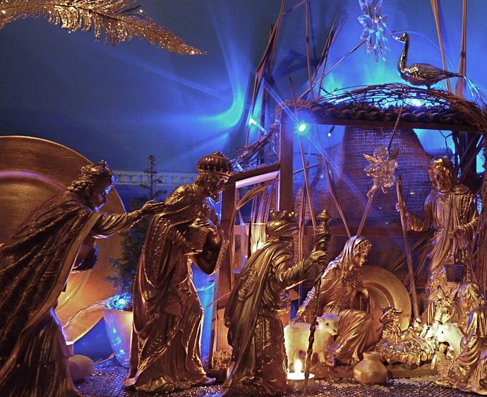 Nativity with Magi 4