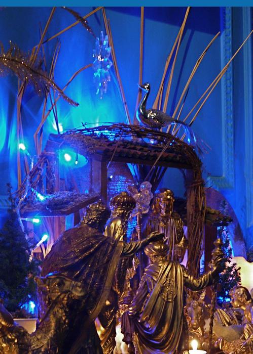 Nativity with Magi 5