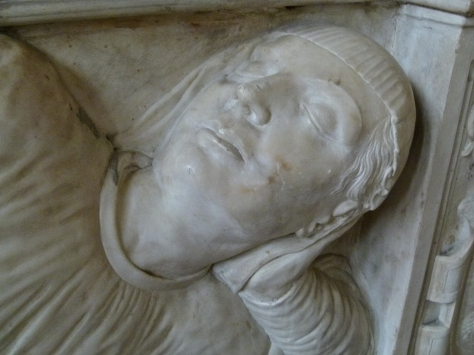 Pignoni Tomba Cecilia Ursina 3