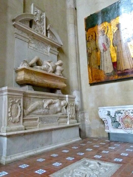 Pignoni Tomba Giovanni Francesco Pignoni 12