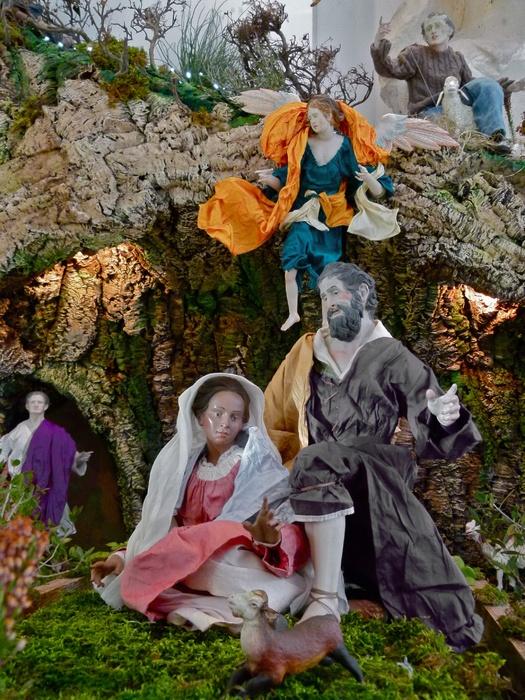 Presepe Atelier Corcione Dec 09