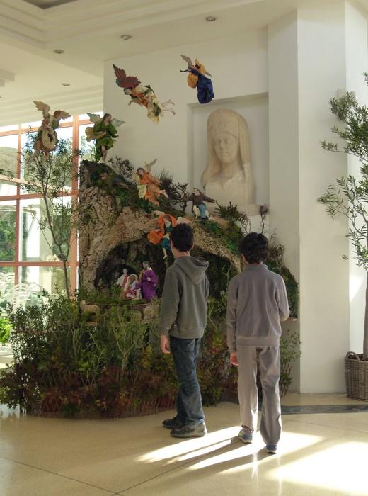Presepe Museo Sperlonga Dec 09